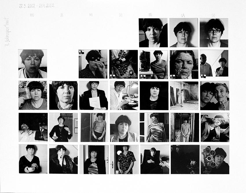 aus: Jahresportraits 1974 bis heute