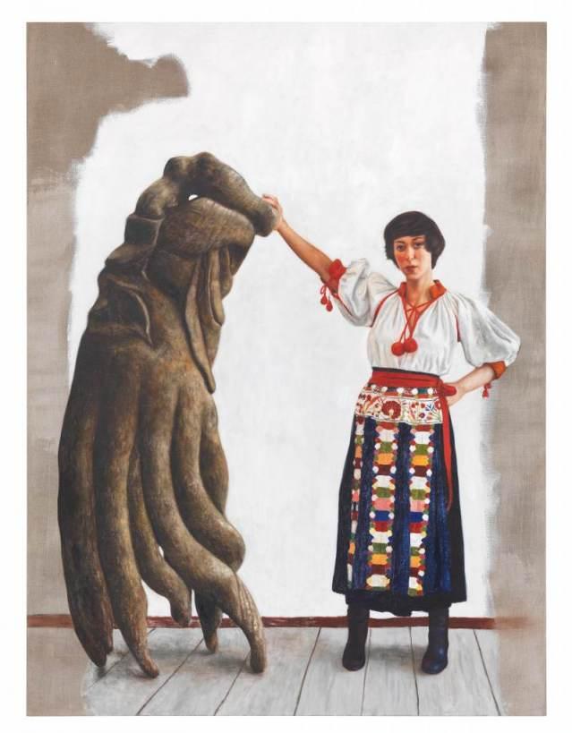 Miao Shan und die Buddha-Hand, 2010